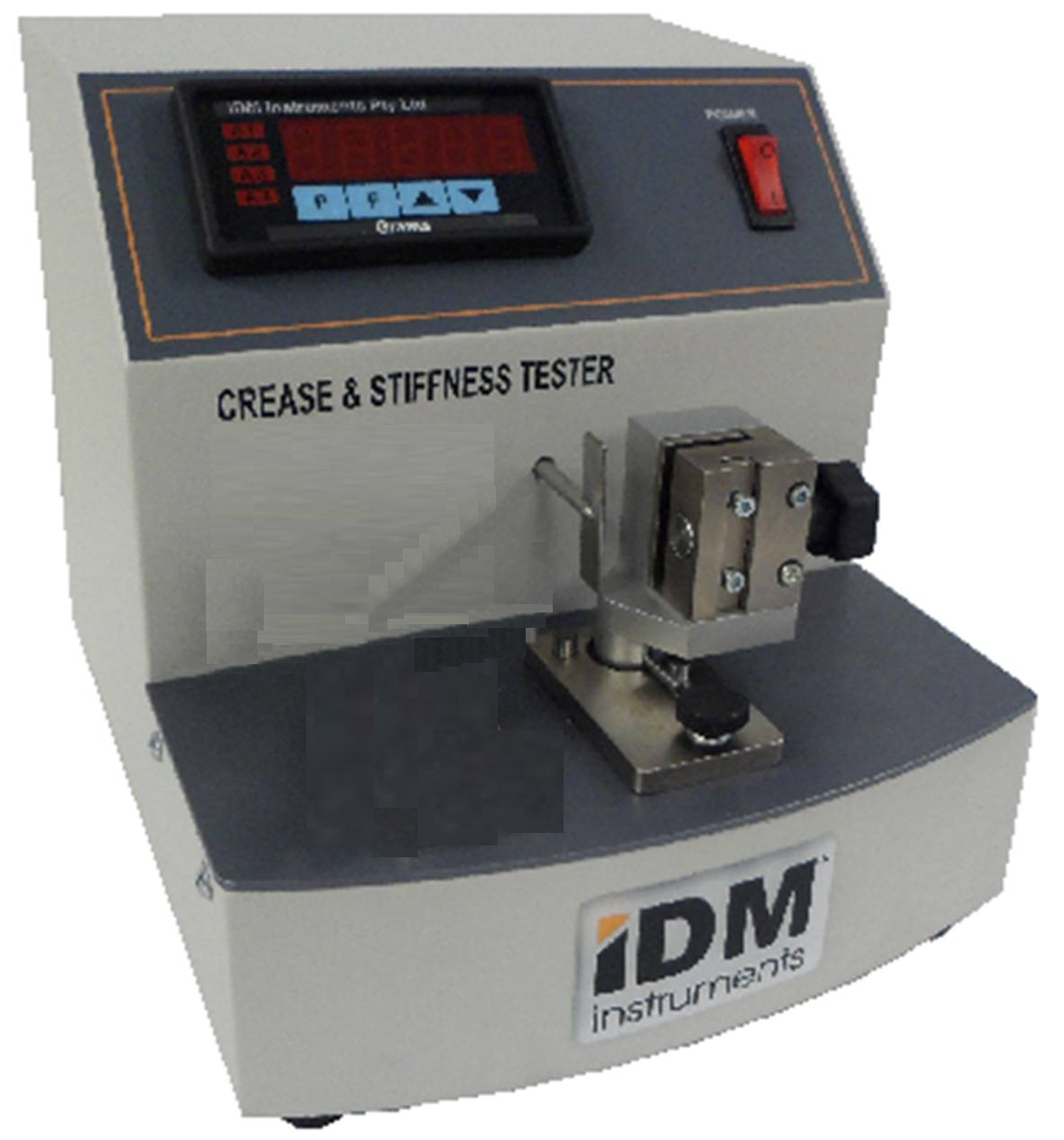 C0039-RC - Crease & Stiffness Tester for ROUND Corners ISSUE 1